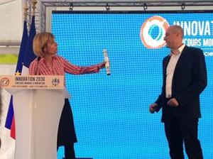 INPG entreprise SA  enerbee lauréate concours innovation